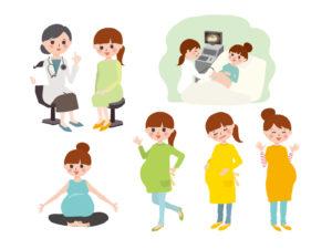 妊婦健診イメージ